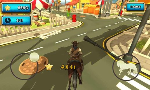 Screenshots - Horse Simulator : Cowboy Rider