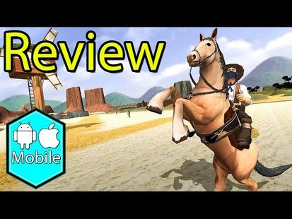 Video Image - Horse Simulator : Cowboy Rider