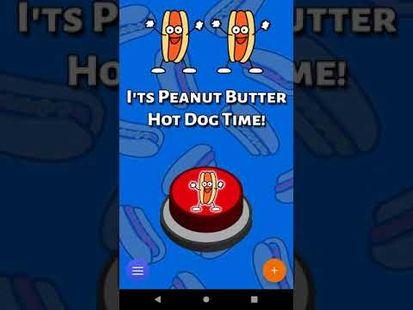 Video Image - Hot Dog Jelly Dance | PBJT Meme Button