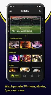 Screenshots - Hotstar Live TV - Free Hotstar Movies HD Guide