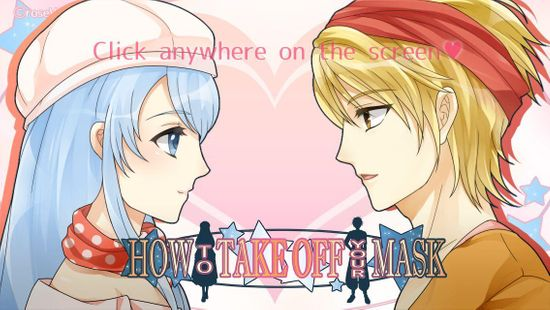 Screenshots - How to Take Off Your Mask - Fantasy Otome Game