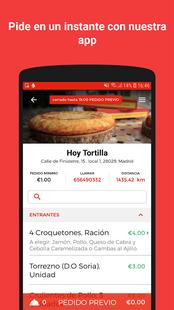 Screenshots - Hoy Tortilla
