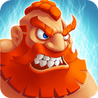 Hunters War: PvP MOBA Royale Game