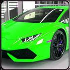 سباق هوراكان: لعبة السيارات السريعة