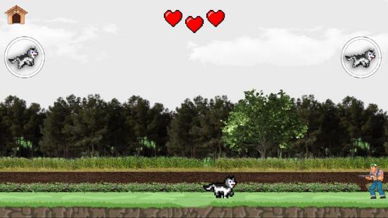 Screenshots - Husky vs Chicken