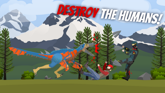 Screenshots - Hybrid Archaeopteryx: Mountain Terror