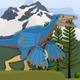 Hybrid Archaeopteryx: Mountain Terror
