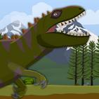Hybrid Giganotosaurus: Mountain Rampage