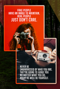 Screenshots - I Don't Care Quotes
