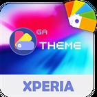 i XPERIA Theme | OS Style 12 🎨Design For SONY