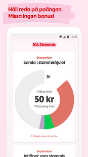 Screenshots - ICA Stammis – mer än bara bonus