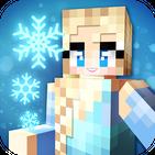 Ice Princess Craft: Mari Membangun Kerajaan Boneka