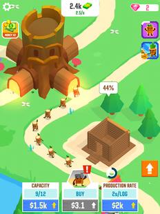 Screenshots - Idle Tree City