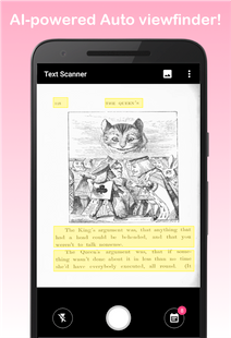 Screenshots - Image to Text Converter