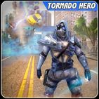 Immortal Wind Tornado hero Vegas Crime Mafia Sim