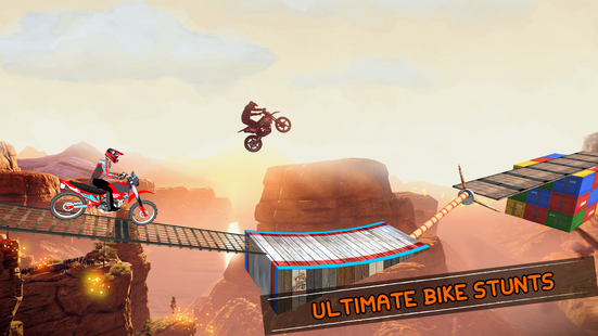 Screenshots - Impossible Bike Ramp tricky Stunts