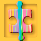 Impossible Jigsaw Puzzles: Free Abstract Images