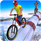 Impossible Tracks Bicycle Rider: BMX Simulation
