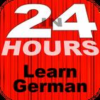 In 24 Hours Learn German
