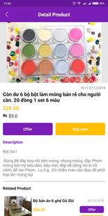 Screenshots - iNails - Việc làm nail
