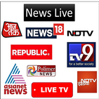 Indian Live TV News – With 100+ news channels