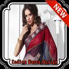 Indian Saree Photo Designs