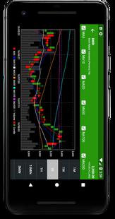 Screenshots - Indonesia Stock Exchange Data