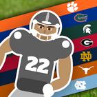 InfiniteRunner - College Football Game