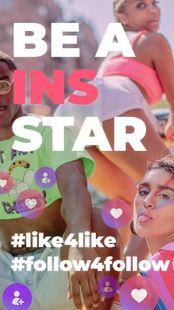 Screenshots - InStar - Free Instagram followers community