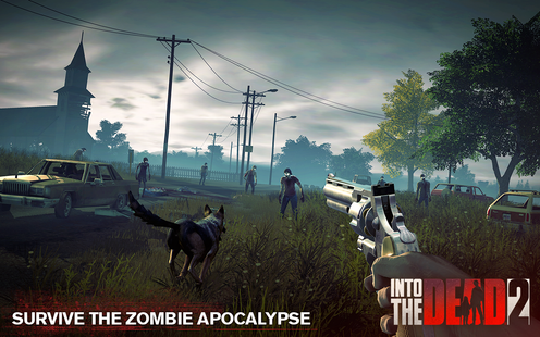 Screenshots - Into the Dead 2: Zombie Survival