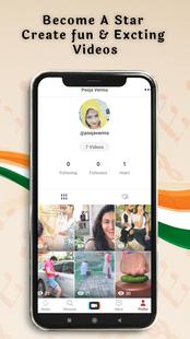 Screenshots - InTok - Best Indian Desi Video App   Made in India