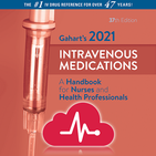 Intravenous Medications IV Drug Guide GAHART
