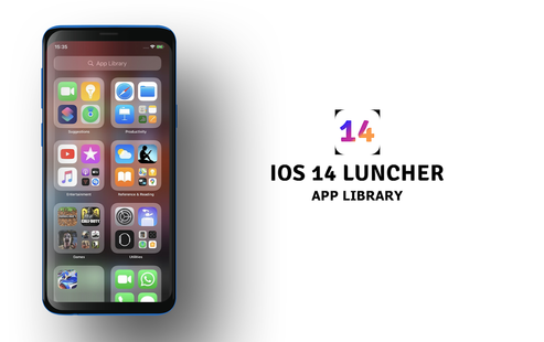 Screenshots - iOS 14 Launcher - Launcher for iPhone 12