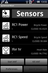 Screenshots - IpSensorMan