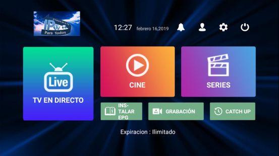 Screenshots - IPTV PARA TODOS