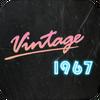 IRetro 1967 - Vintage Grain,Dust,Lightleak Effect