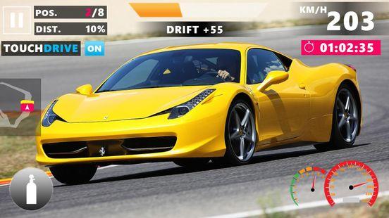 Screenshots - Italia 458 :Extreme Modern Super Car Drift & Stunt