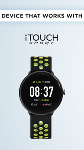 Screenshots - iTouch Wearables