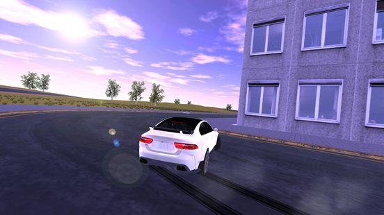 Screenshots - Jaguar Drift Simulator