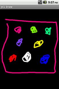 Screenshots - JCL Drawing