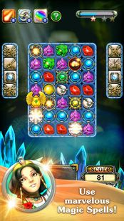 Screenshots - Jewellust Endless: match 3