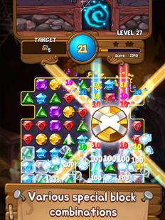 Screenshots - Jewels Time : Endless match