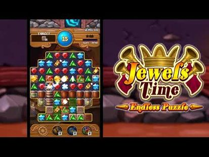 Video Image - Jewels Time : Endless match