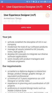 Screenshots - Jobs in Singapore - Singapore jobs