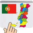 Jogo Mapa de Portugal