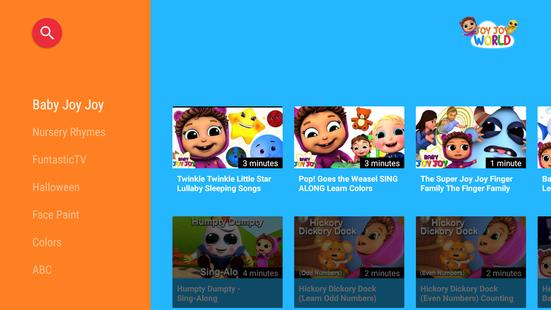 Screenshots - Joy Joy World for Android TV