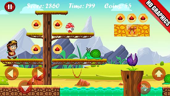 Screenshots - Jungle Castle Run X