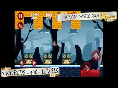 Video Image - Jungle Castle Run X