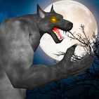 Jungle Grey Werewolf Monster-Bigfoot Hunting Games