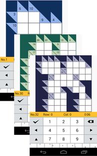 Screenshots - Kakuro Logic Puzzles!!